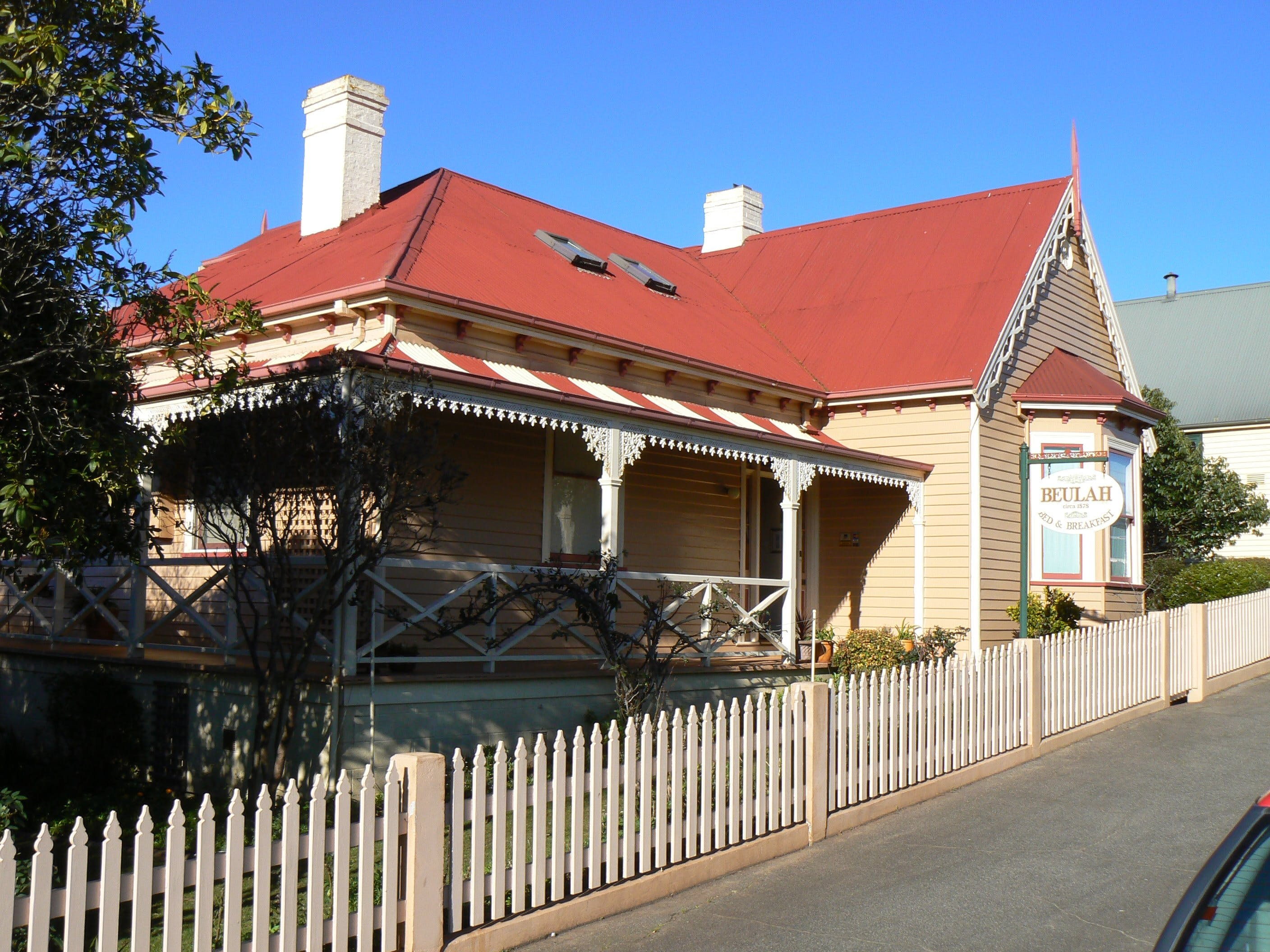 Beulah Heritage Accommodation - Geraldton Accommodation