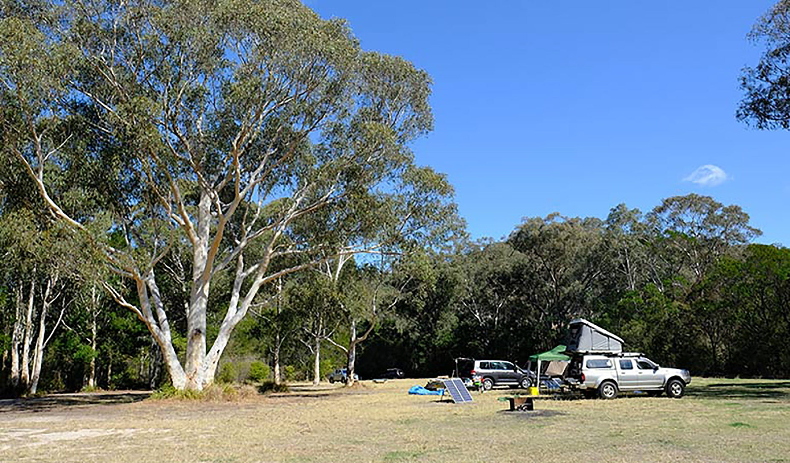 Burralow Creek campground and picnic area - Geraldton Accommodation