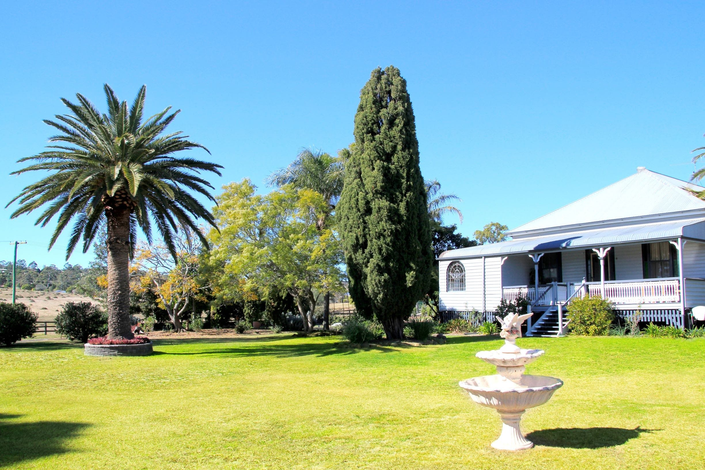 Forest Lodge Highfields - Geraldton Accommodation