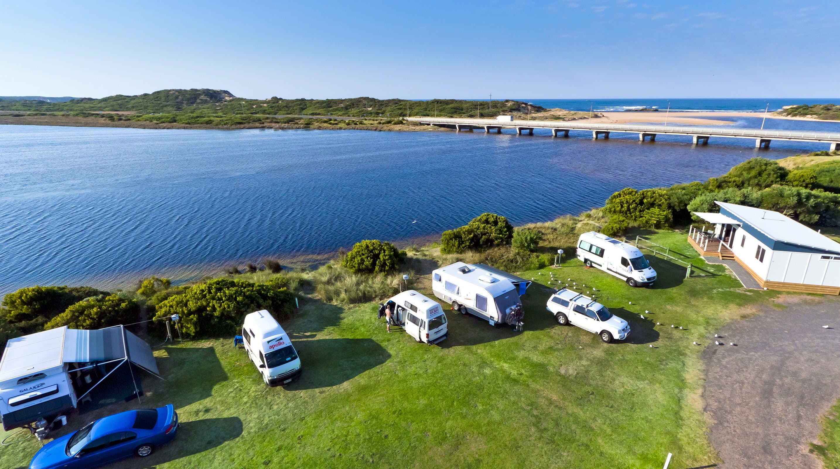 Great Ocean Road Tourist Park - Geraldton Accommodation