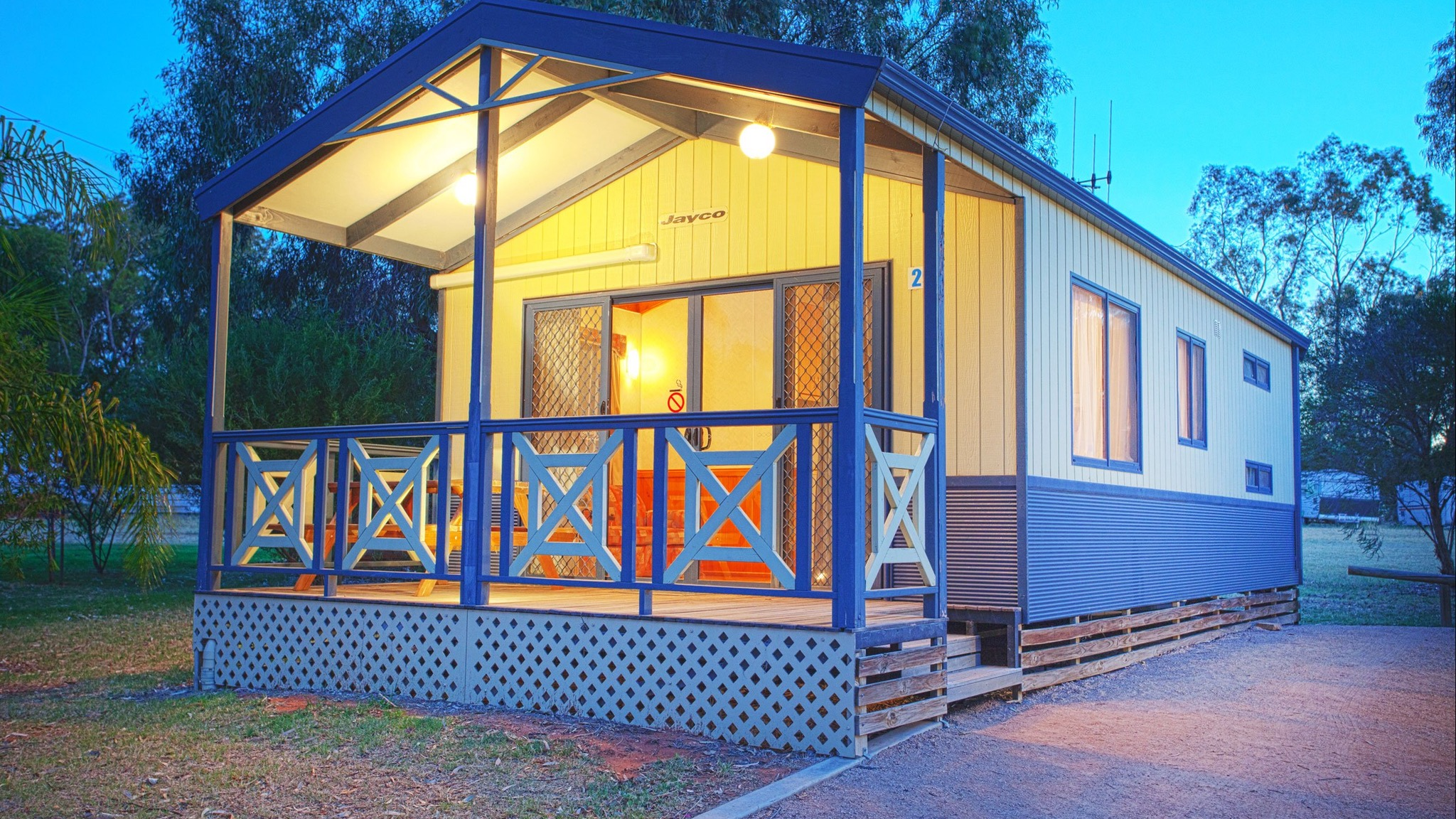 Discovery Parks - Lake Bonney - Geraldton Accommodation