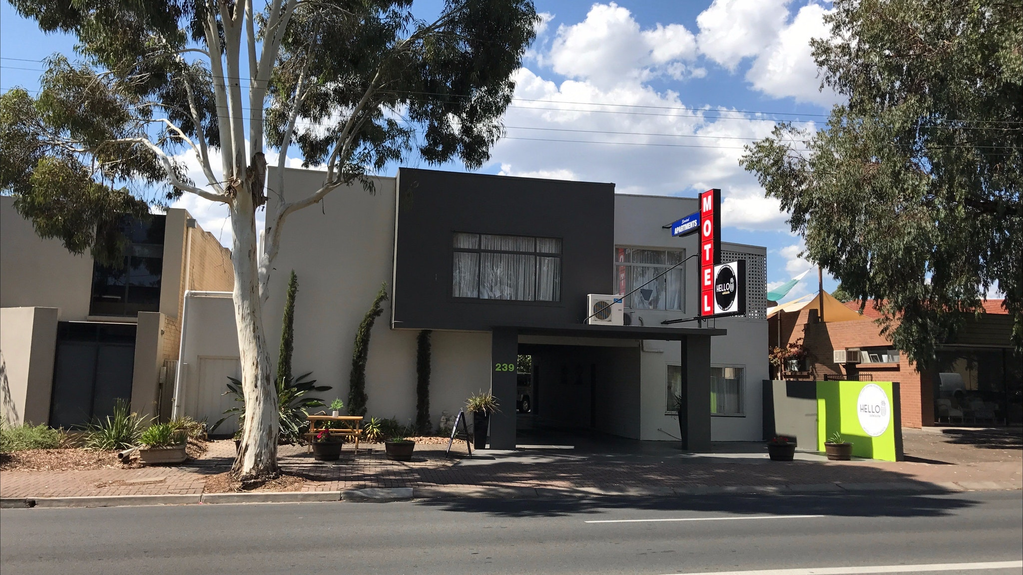 Hello Adelaide Motel Apartments - Frewville - Geraldton Accommodation