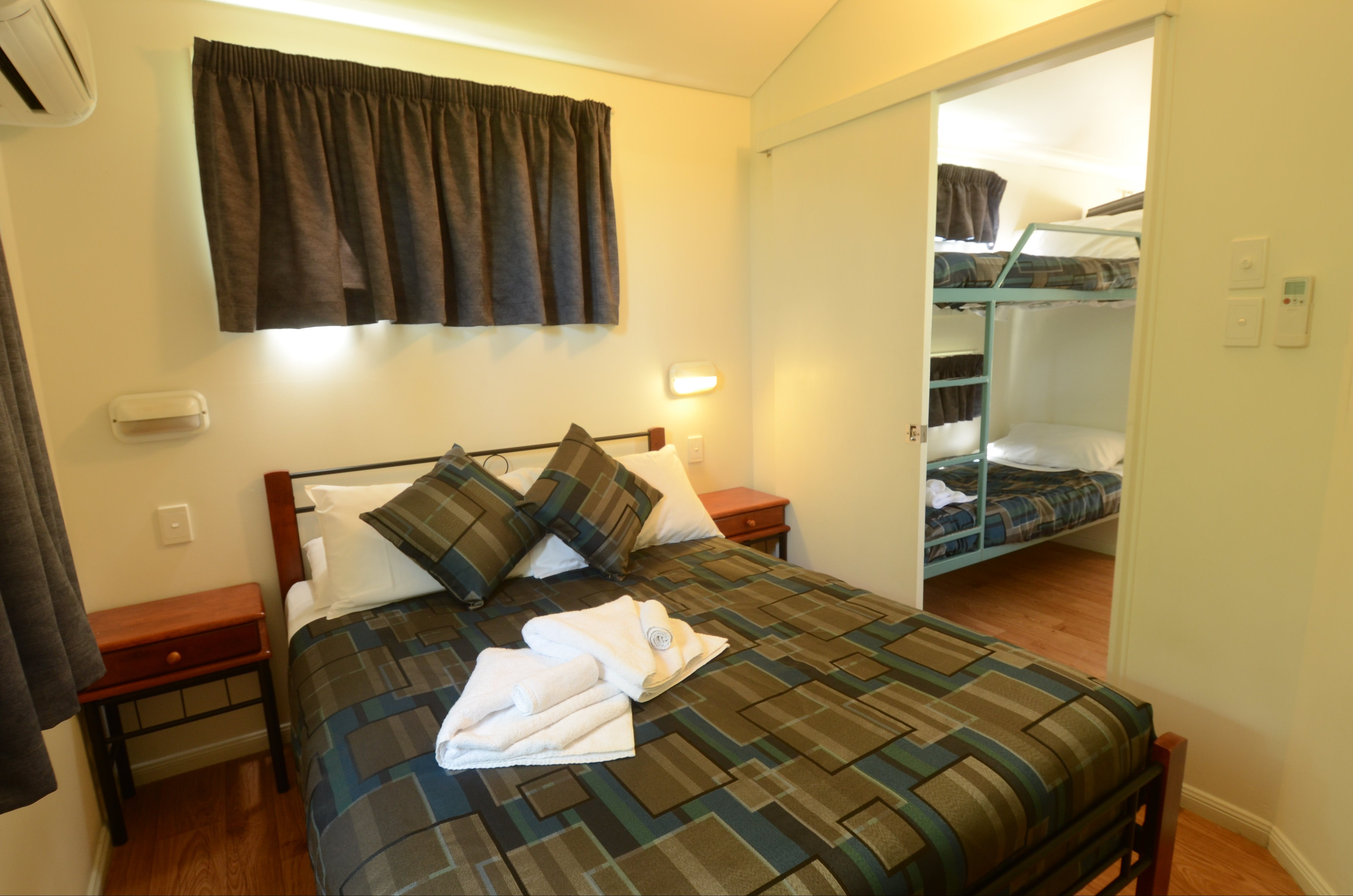 Mundubbera Three Rivers Tourist Park - Geraldton Accommodation