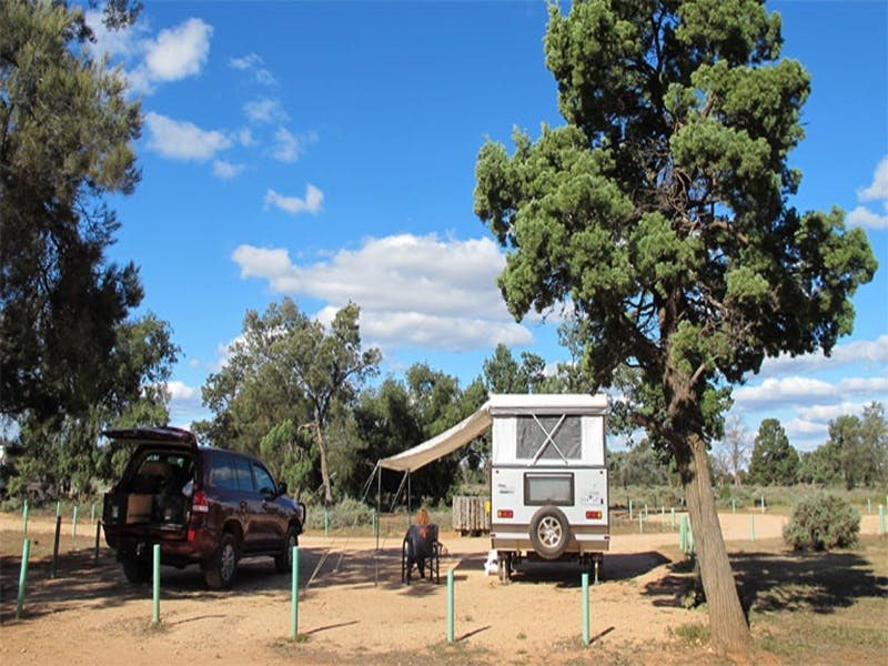 Main campground - Geraldton Accommodation