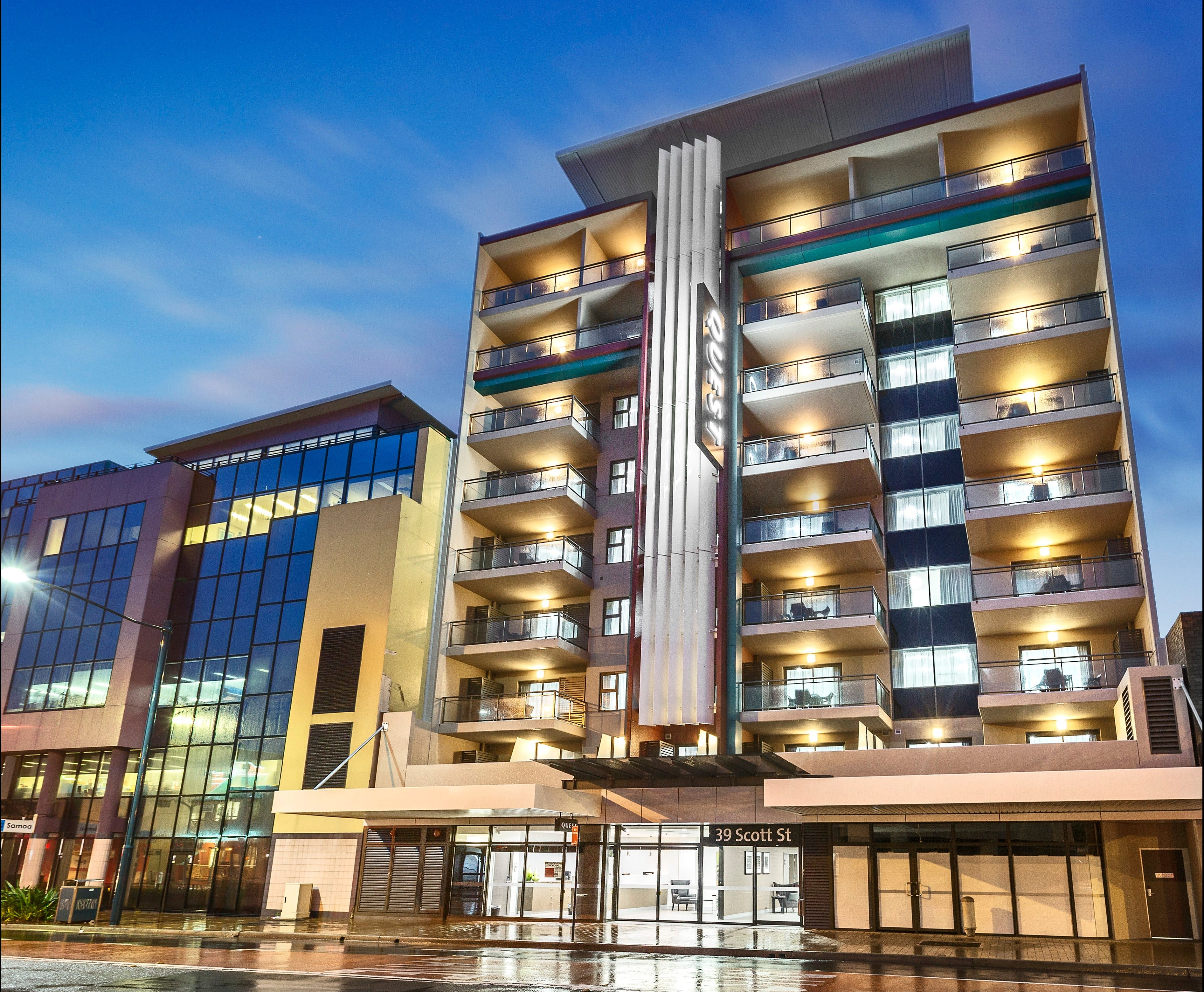 Quest  Liverpool - Geraldton Accommodation