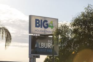 BIG4 Albury Tourist Park - Geraldton Accommodation