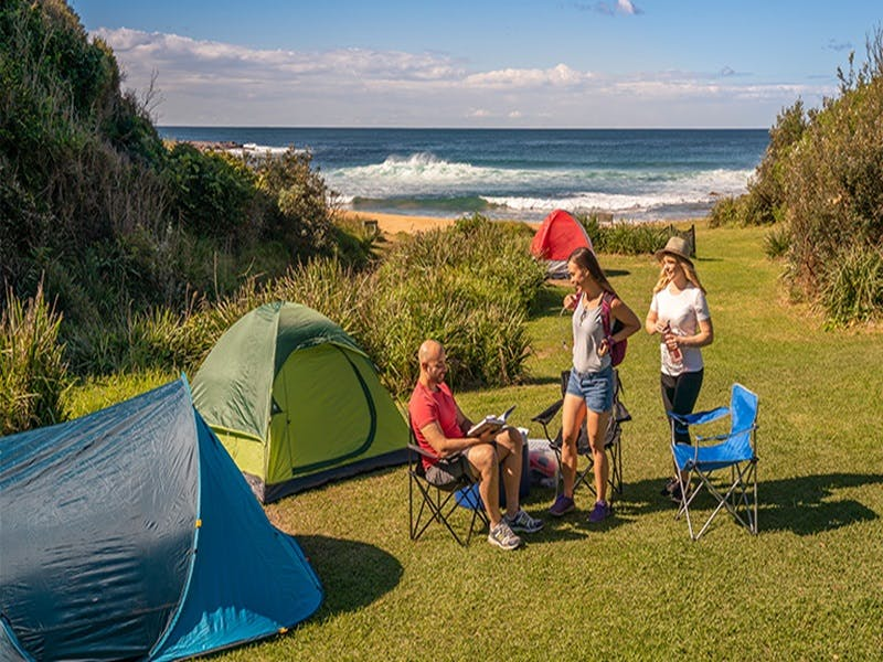 Little Beach campground - Geraldton Accommodation