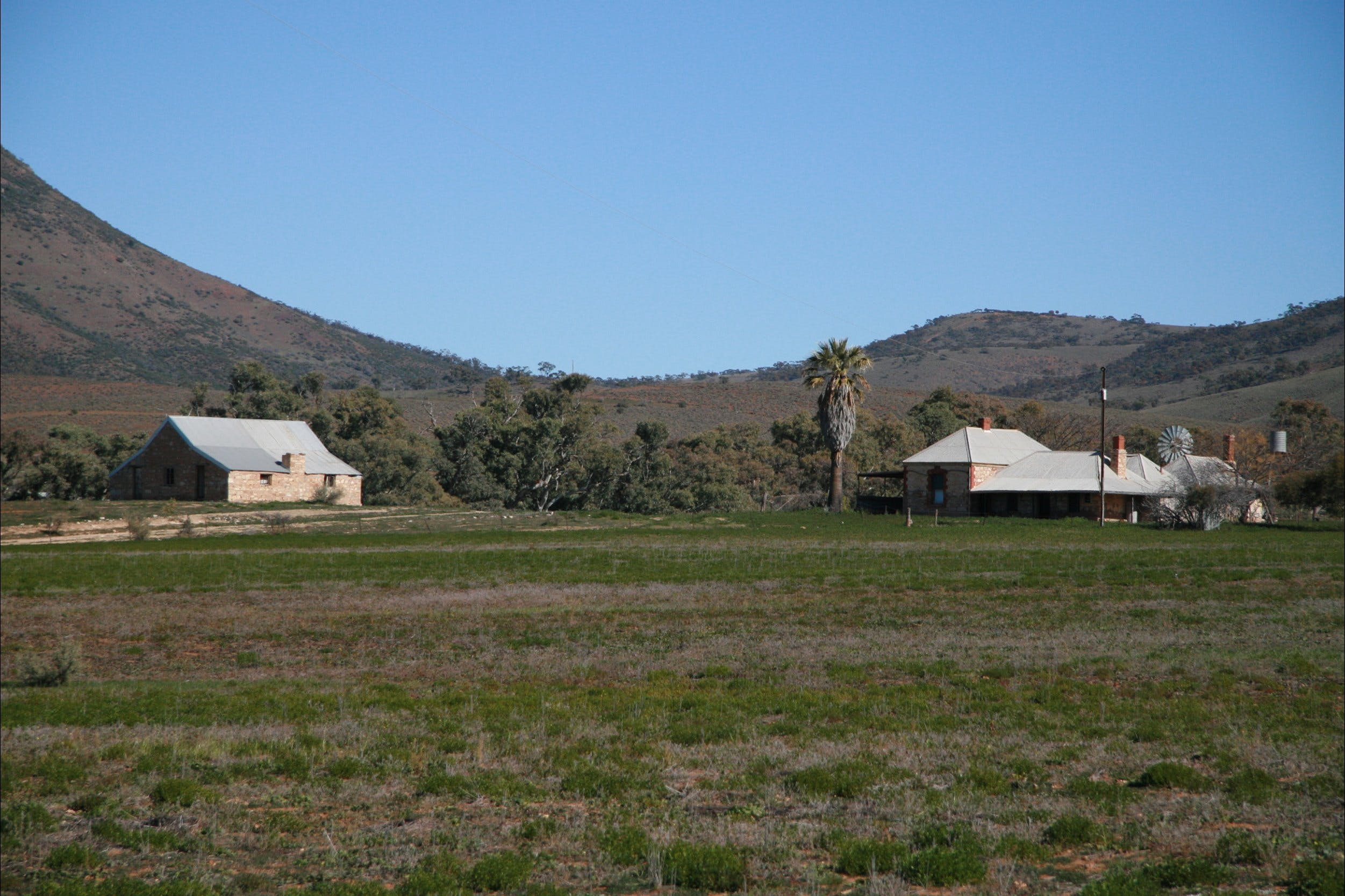 The Dutchman's Stern Homestead - Geraldton Accommodation