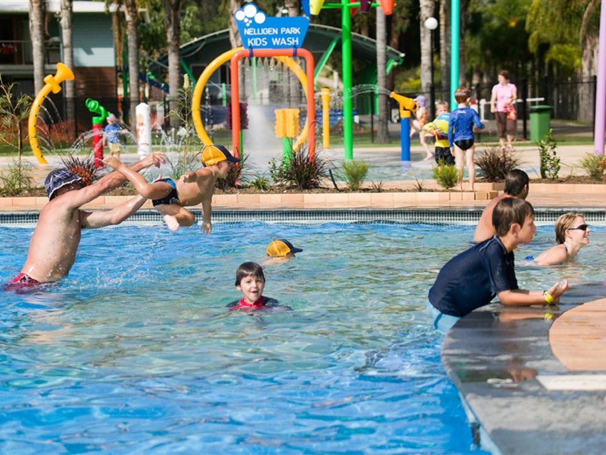 BIG4 Nelligen Holiday Park - Geraldton Accommodation