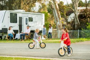 Burra Caravan and Camping Park - Geraldton Accommodation