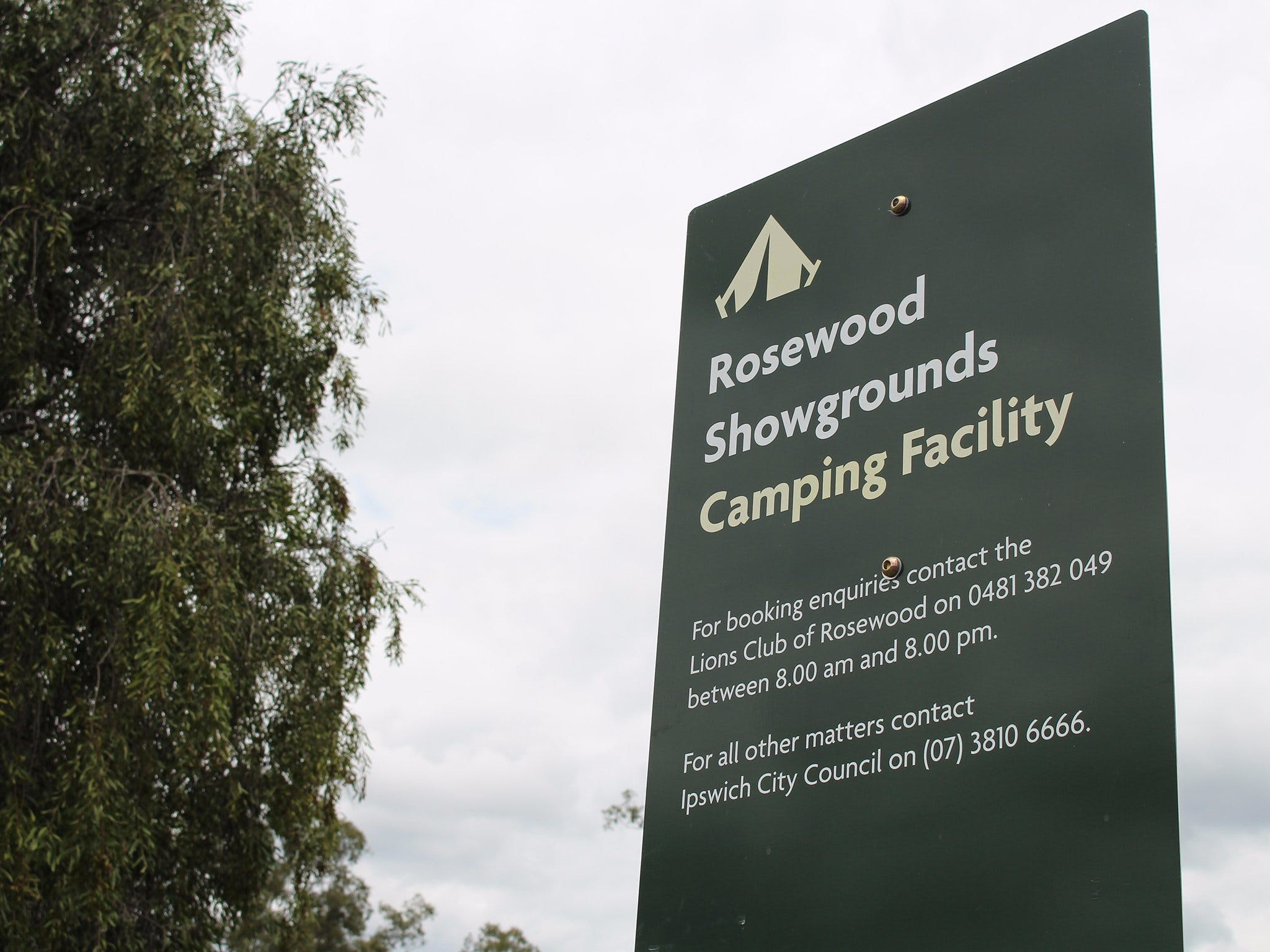 Rosewood Showgrounds Camping Facility - Geraldton Accommodation