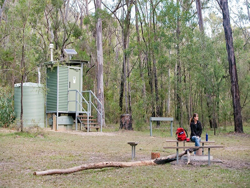 Ten Mile Hollow campground - Geraldton Accommodation