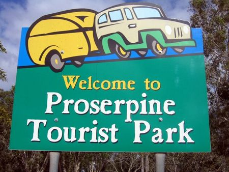 Proserpine Tourist Park - Geraldton Accommodation