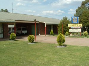 Barham Colonial Motel - Geraldton Accommodation