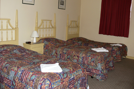 Knickerbocker Hotel Motel - Geraldton Accommodation