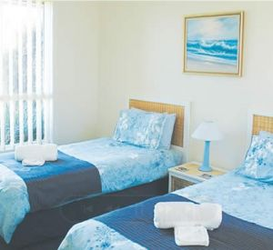 Captains Quarters - Geraldton Accommodation