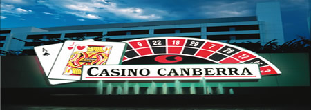 Casino Canberra - Geraldton Accommodation