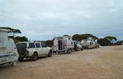 Eucla Caravan Park - Geraldton Accommodation