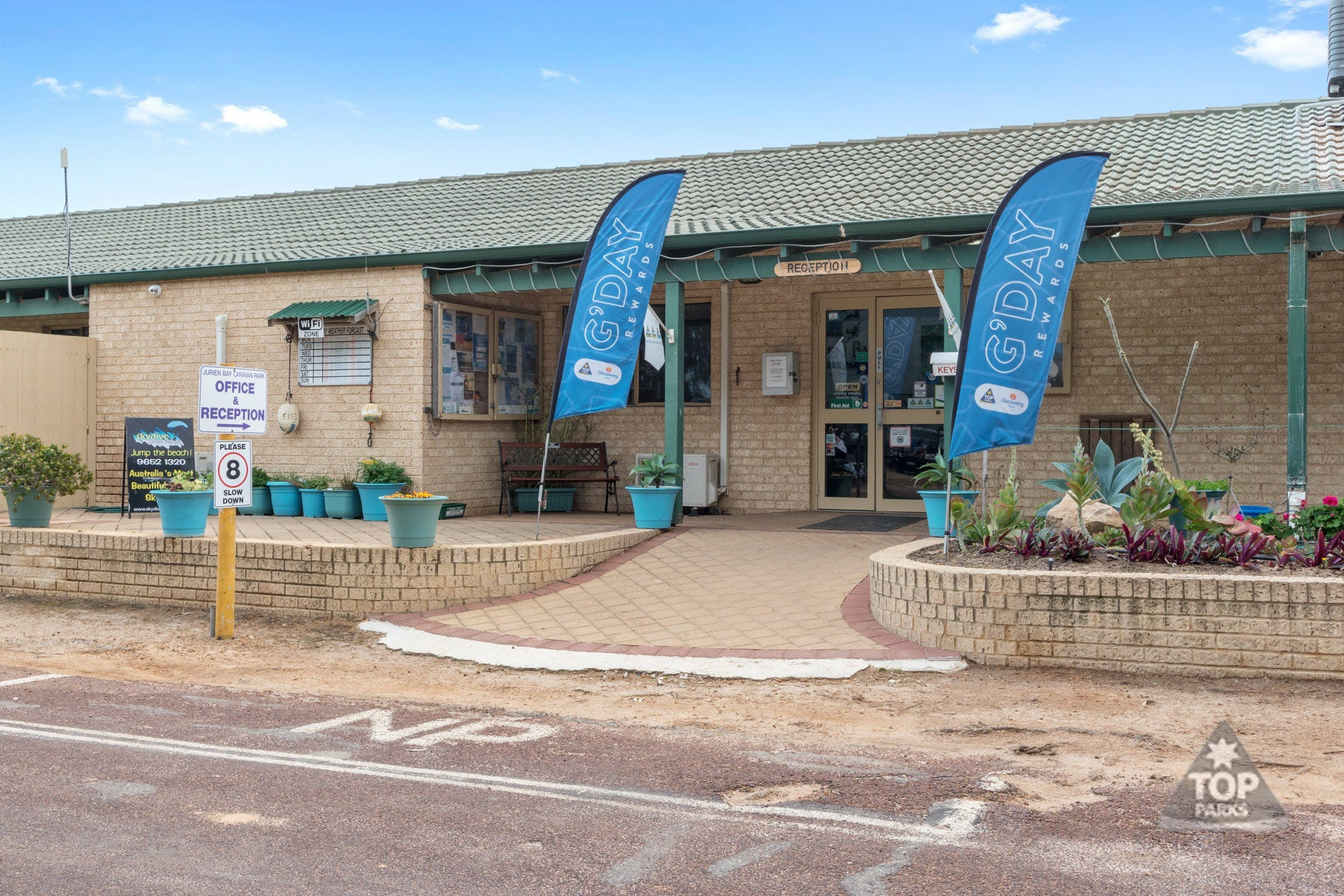 Jurien Bay Tourist Park - Geraldton Accommodation