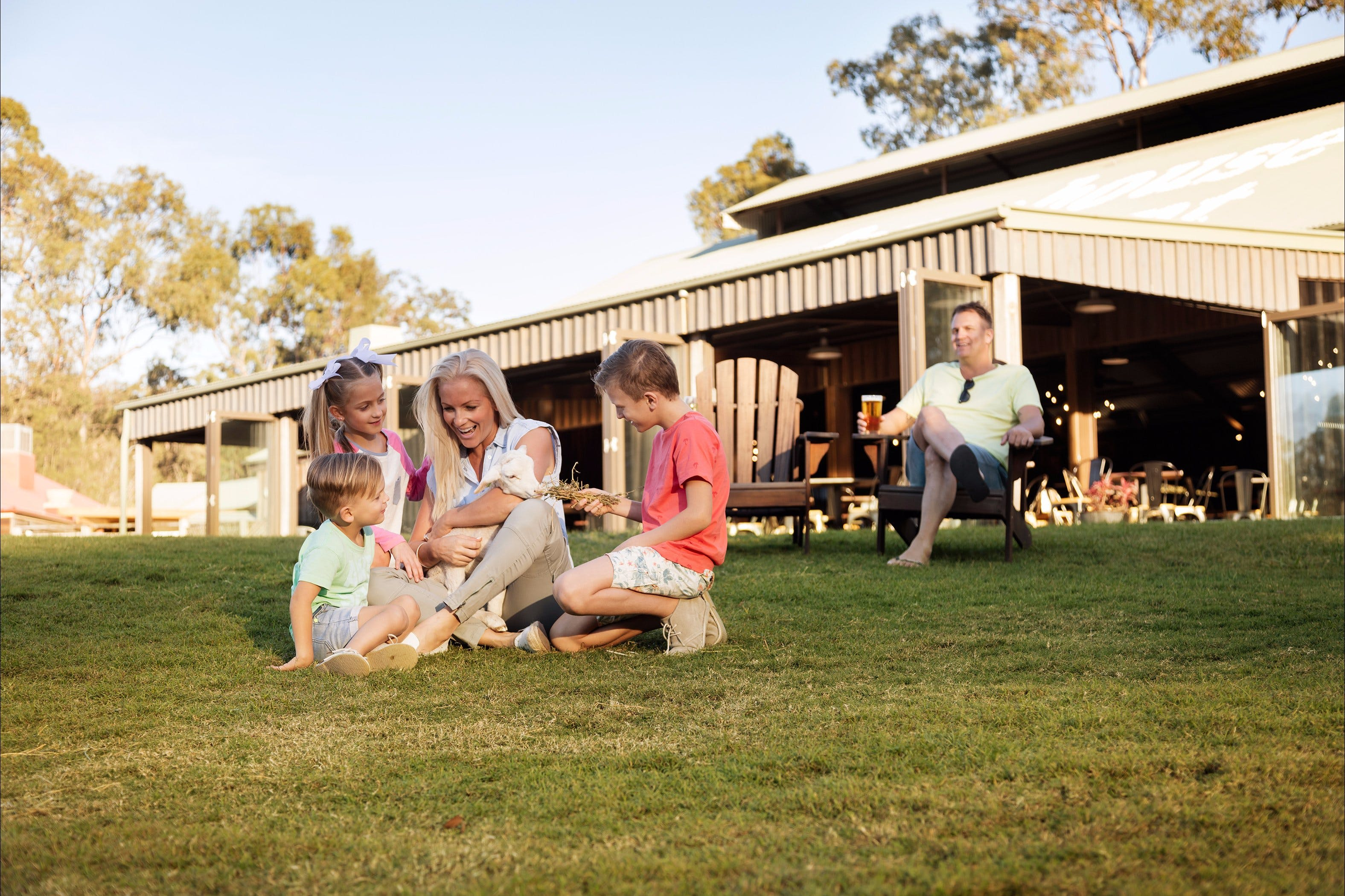 Paradise Country Farmstay - Geraldton Accommodation