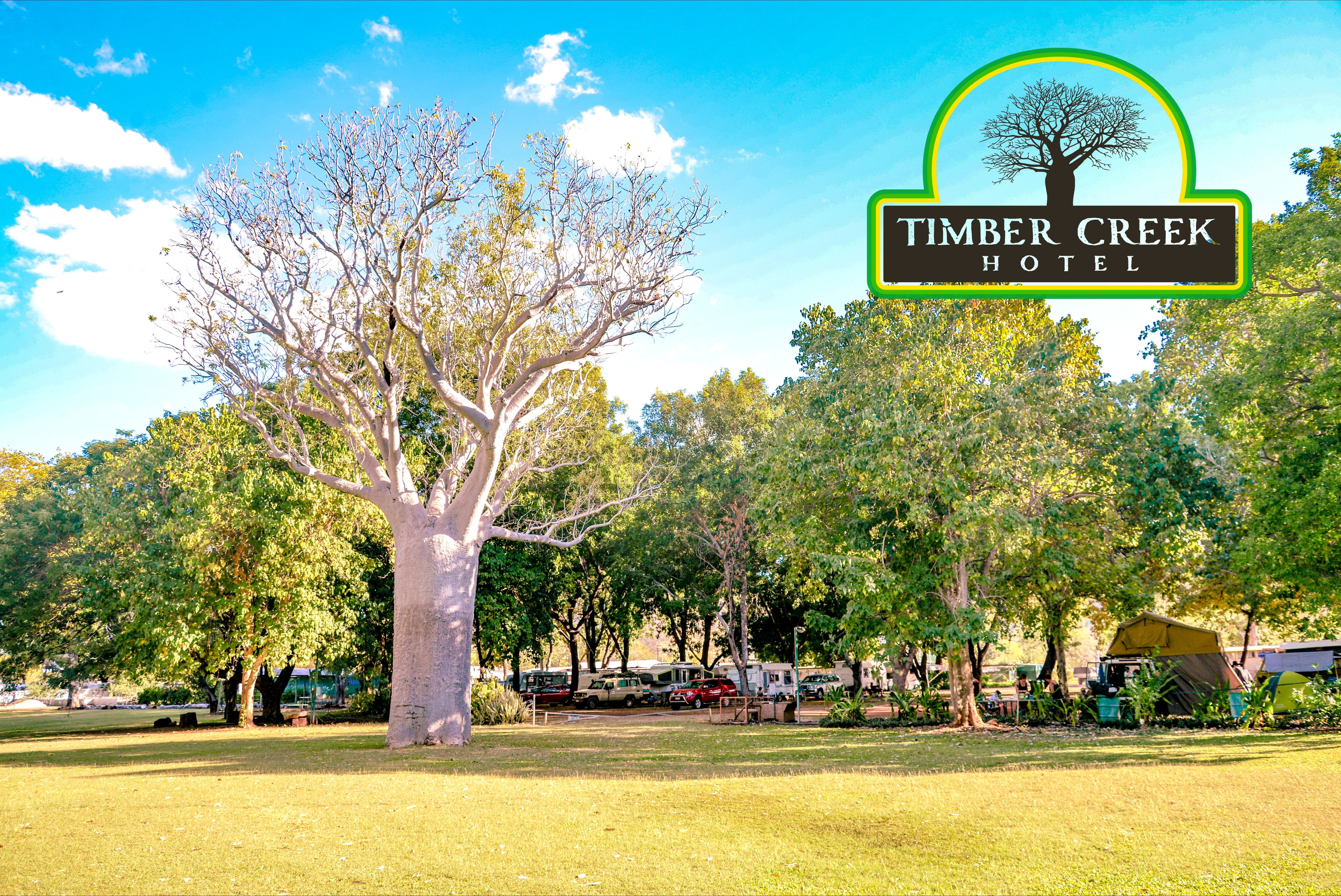 Timber Creek Hotel and Caravan Park - Geraldton Accommodation