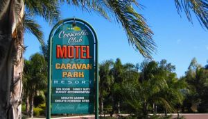 Coomealla Club Motel and Caravan Park Resort - Geraldton Accommodation