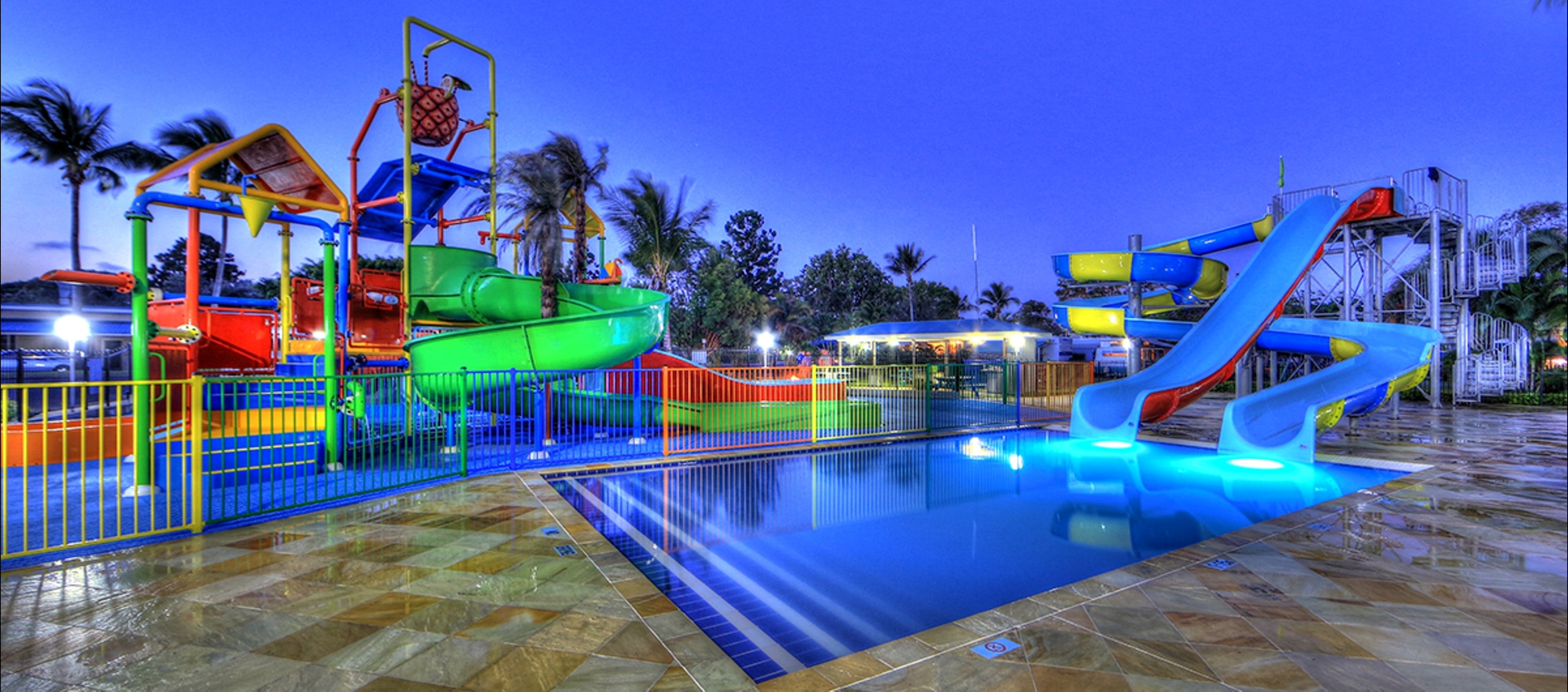 Discovery Parks - Coolwaters Yeppoon - Geraldton Accommodation