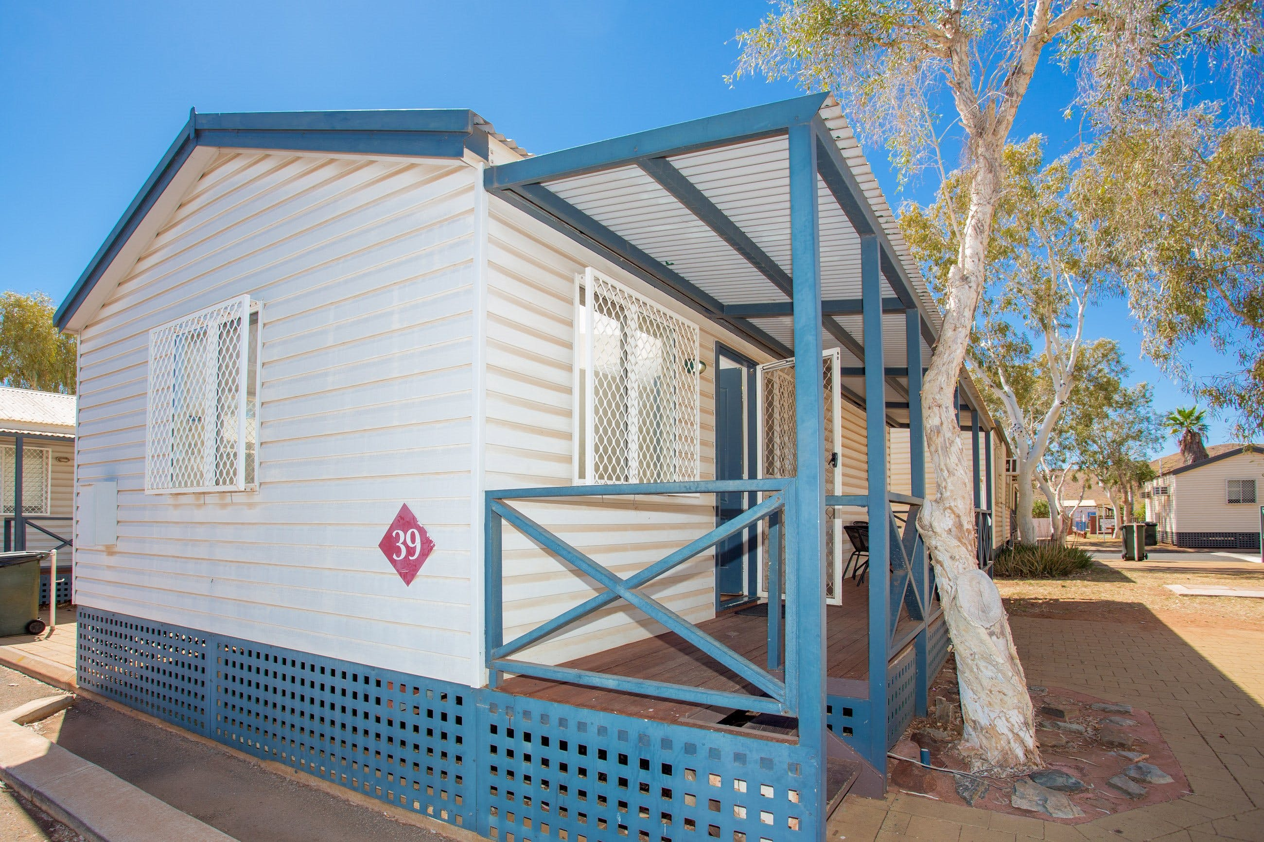 Discovery Parks - Pilbara Karratha - Geraldton Accommodation
