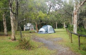 Kylies Hut walk-in campground - Geraldton Accommodation