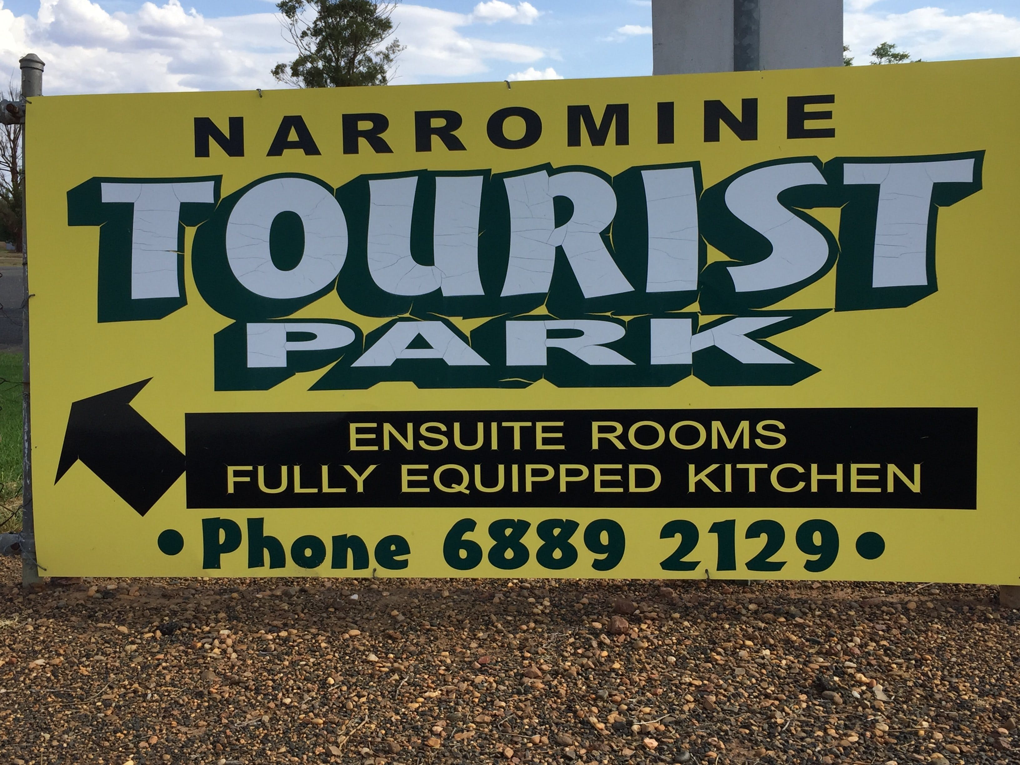 Narromine Tourist Park and Motel - Geraldton Accommodation