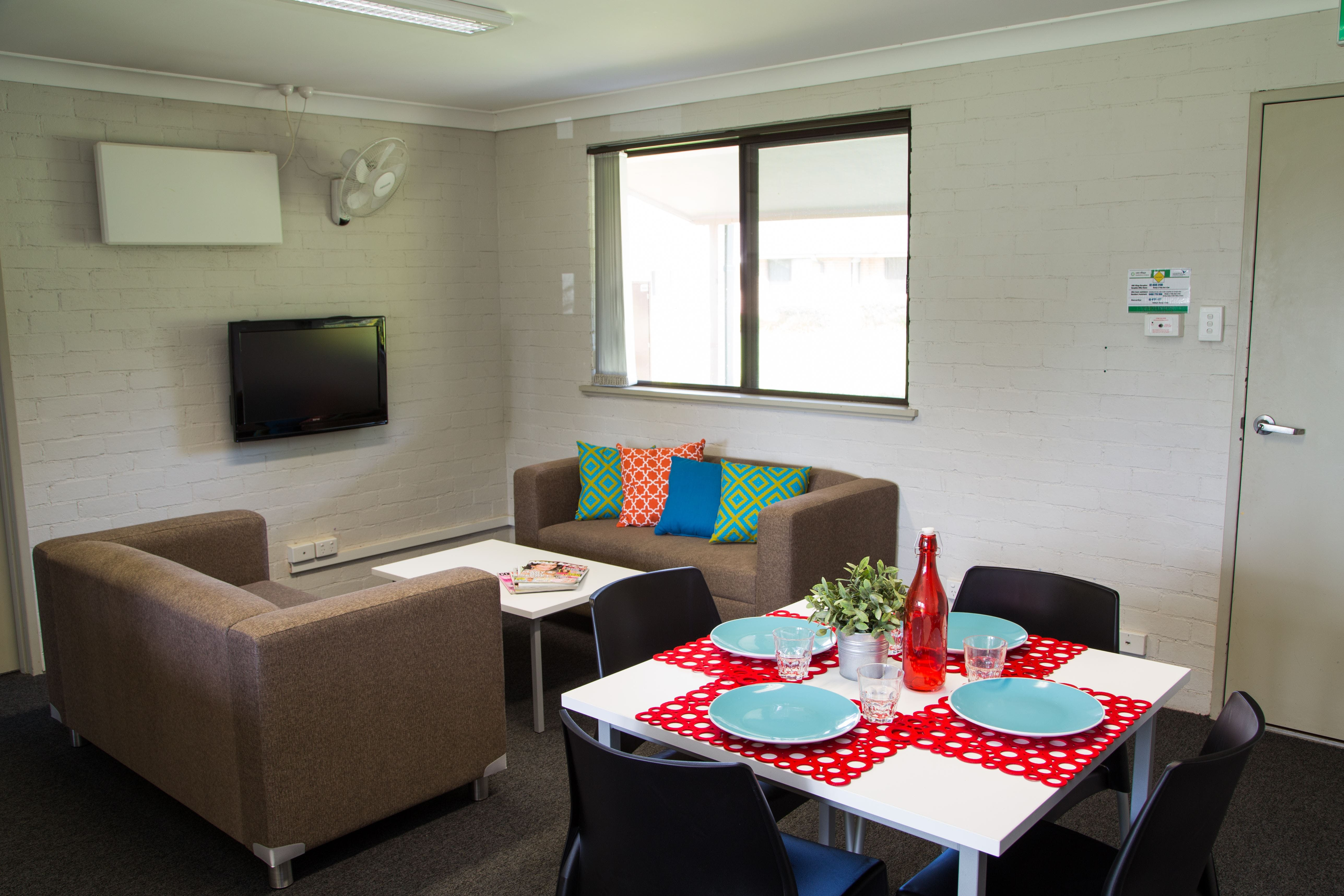 Western Sydney University Village Hawkesbury - Geraldton Accommodation