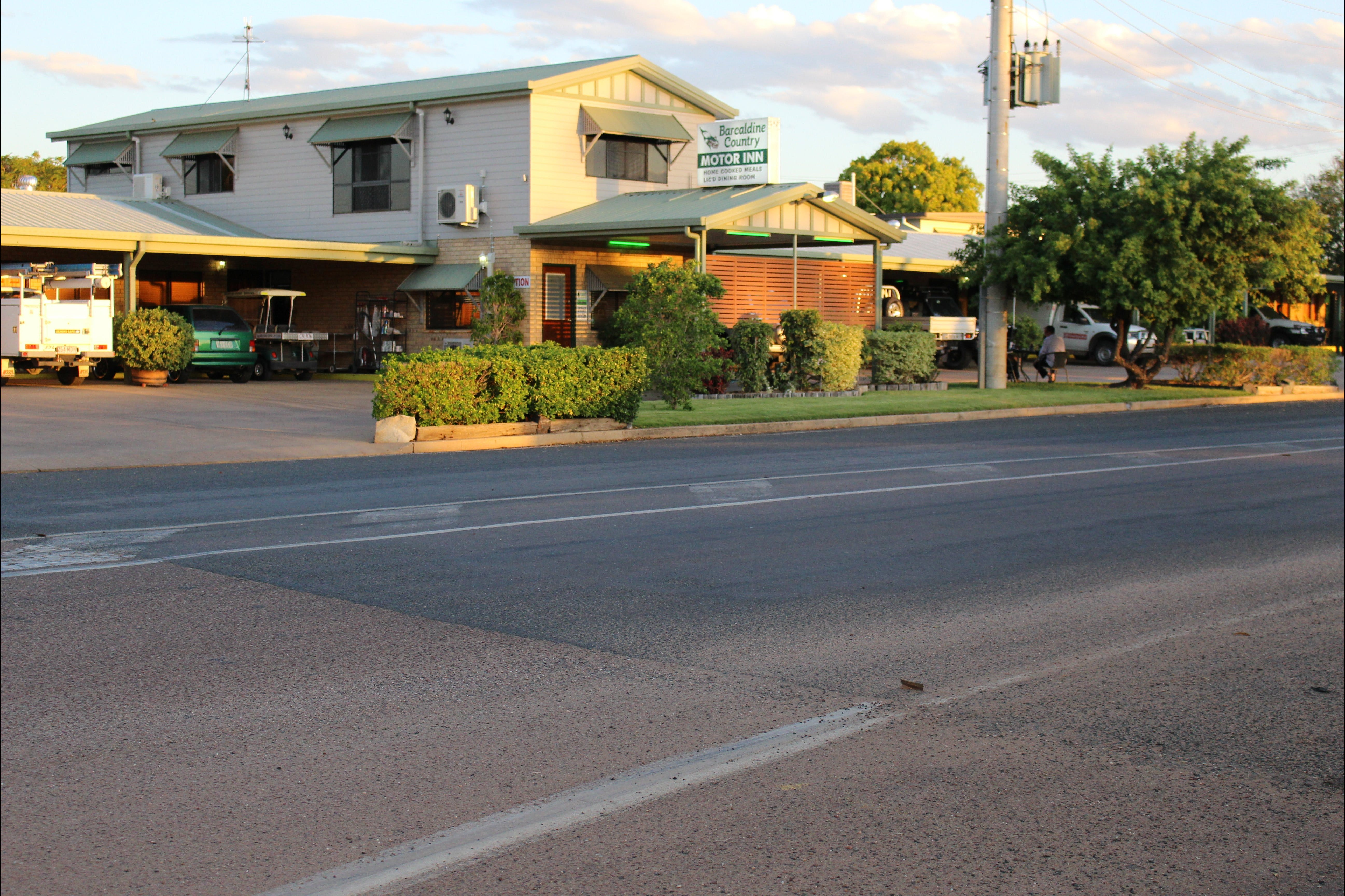Barcaldine Country Motor Inn - Geraldton Accommodation