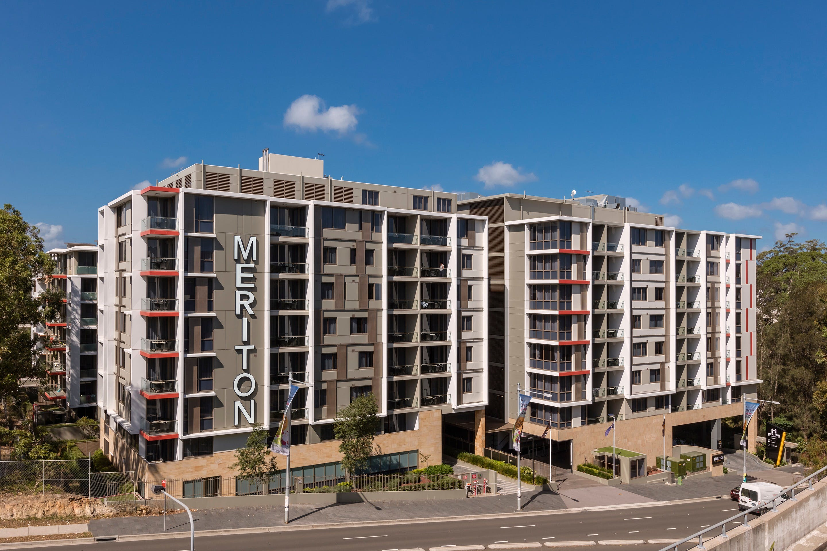 Meriton Suites North Ryde - Geraldton Accommodation