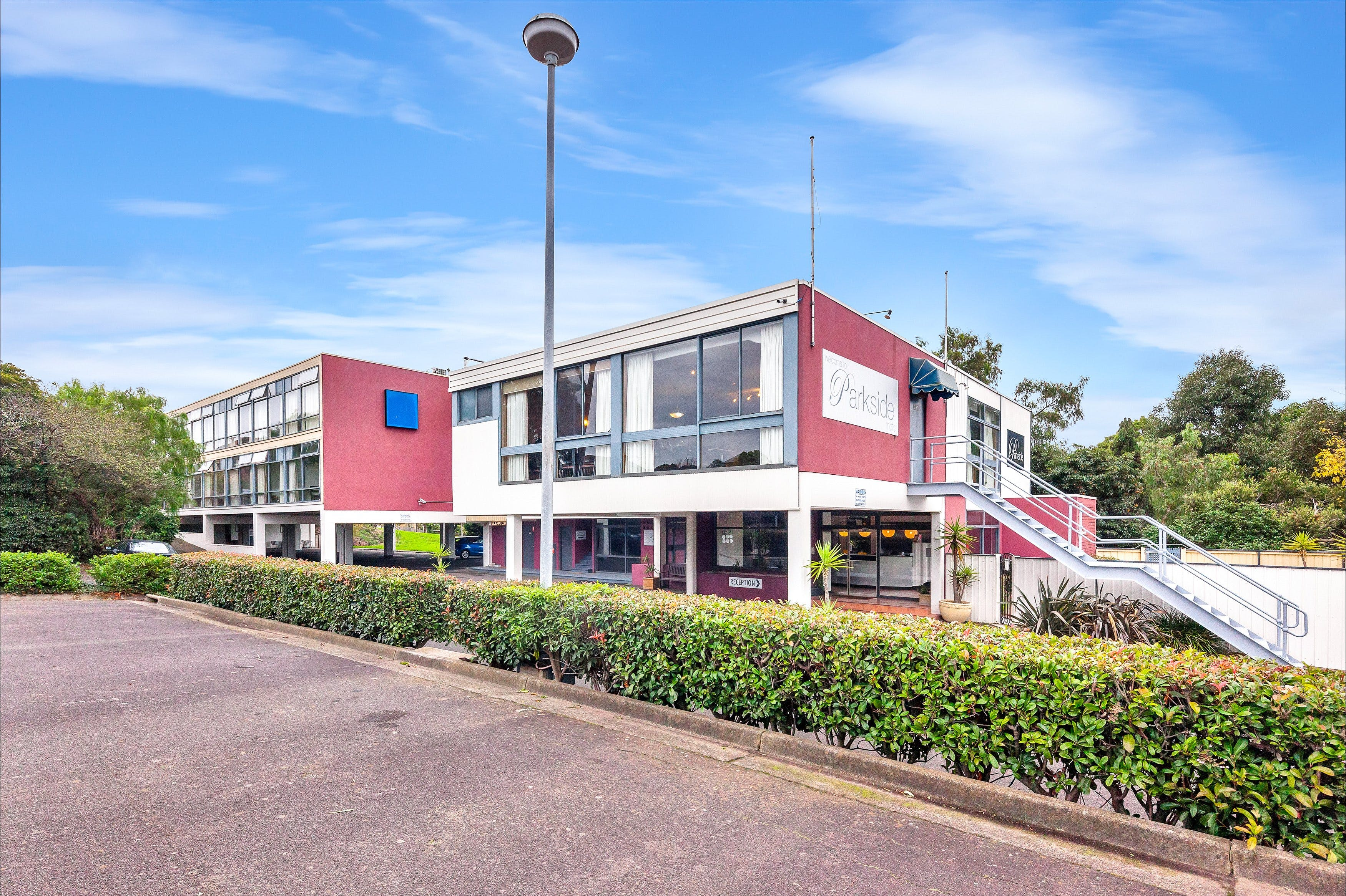 Parkside Motel Geelong - Geraldton Accommodation