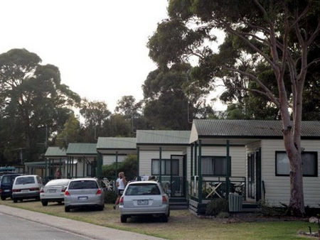 Bairnsdale Holiday Park - Geraldton Accommodation