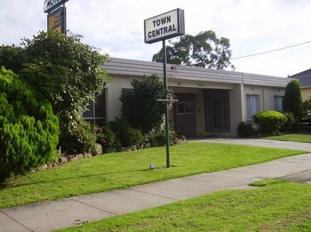 Bairnsdale Town Central Motel - Geraldton Accommodation
