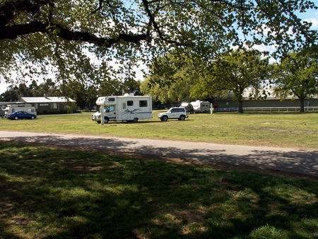 Sale Showground Caravan And Motorhome Park - Geraldton Accommodation