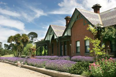 The Grange at Cleveland Winery - Geraldton Accommodation