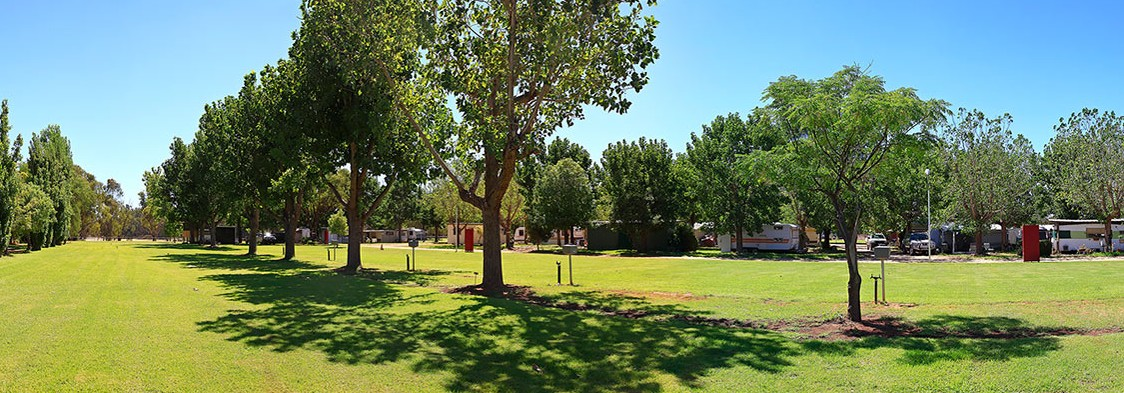 Murray River Caravan Park Boundary Bend - Geraldton Accommodation