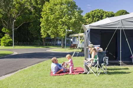Silver Sands Holiday Park - Geraldton Accommodation
