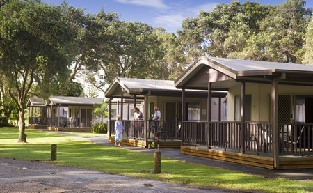 Beachfront Holiday Park - Geraldton Accommodation