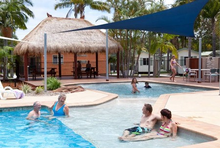 Blue Dolphin Resort  Holiday Park - Geraldton Accommodation