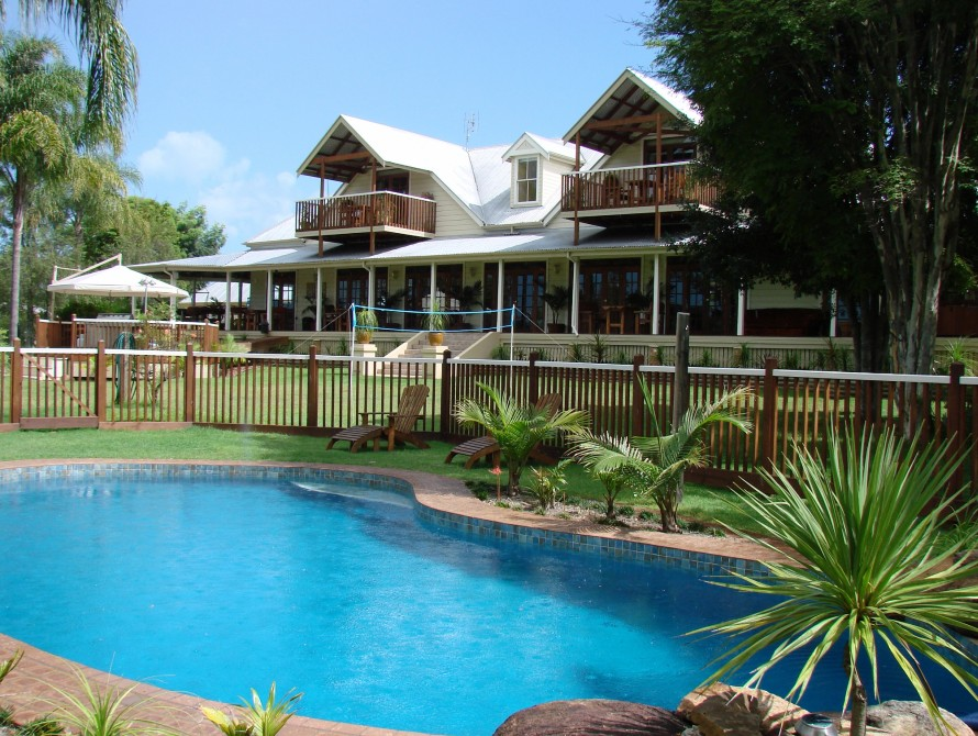 Clarence River Bed  Breakfast - Geraldton Accommodation