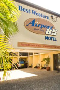 Best Western Airport 85 Motel - Geraldton Accommodation