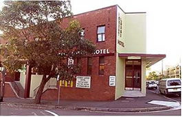 Forest Lodge Hotel - Geraldton Accommodation