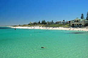 Cottesloe Beach - Geraldton Accommodation