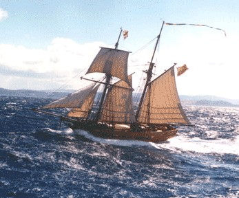 Enterprize - Melbourne's Tall Ship - Geraldton Accommodation