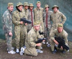 Challenge Paintball  Laser Skirmish - Geraldton Accommodation