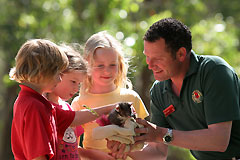Cleland Wildlife Park - Geraldton Accommodation