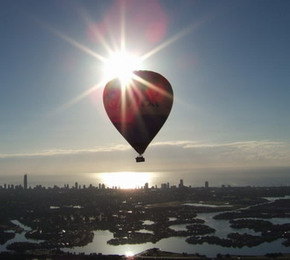 Balloon Down Under - Geraldton Accommodation